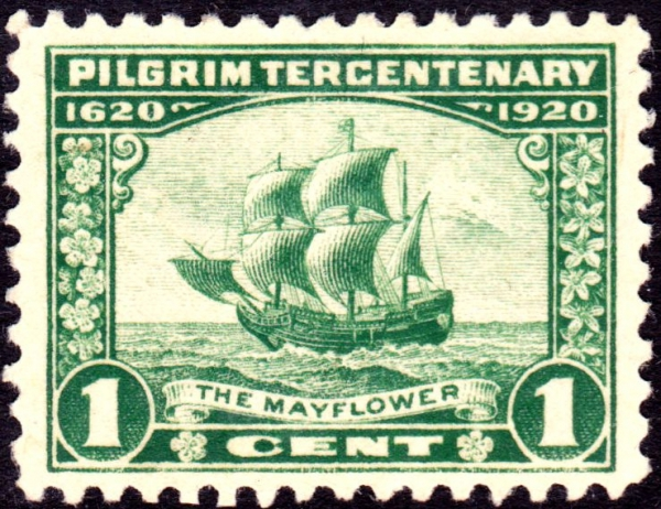 Commemorating the Mayflower