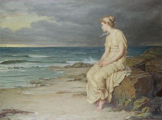 Another Miranda, by Waterhouse