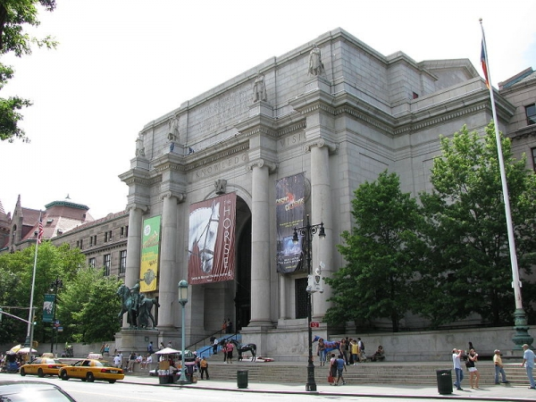 Museum Of Natural History Catcher In The Rye