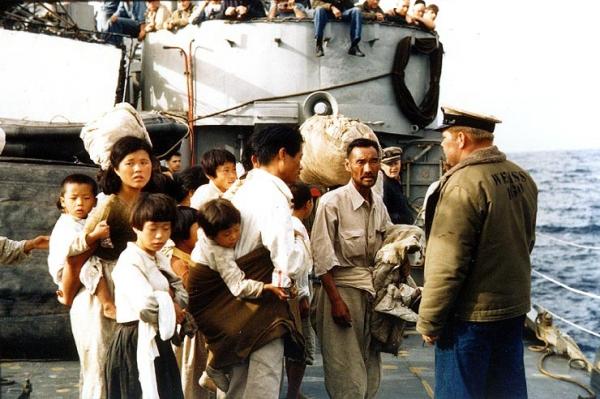 North Korean Refugees