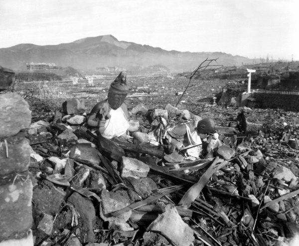 Nagasaki Damage