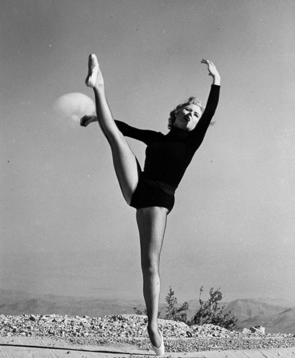 Nuclear Test Dancer