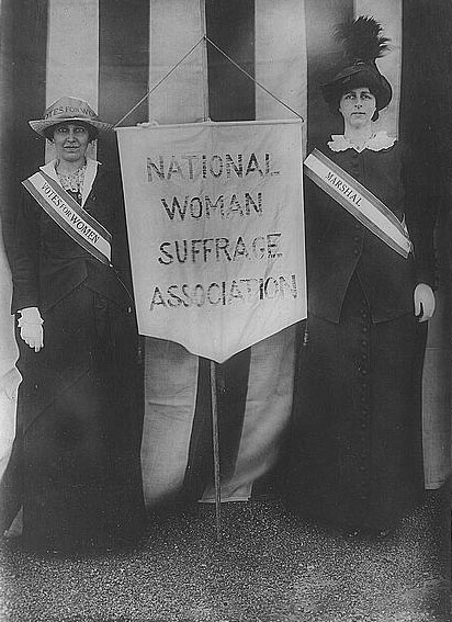 Fighting for Suffrage