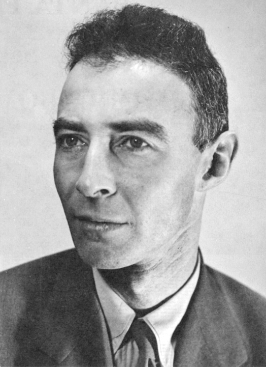 World War Ii Photo J Robert Oppenheimer