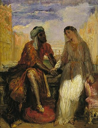 painting the picture of evil in william shakespeares othello This guide looks at the most common types of female characters in  desdemona is killed by othello who supposes her infidelity  love in the work of william.