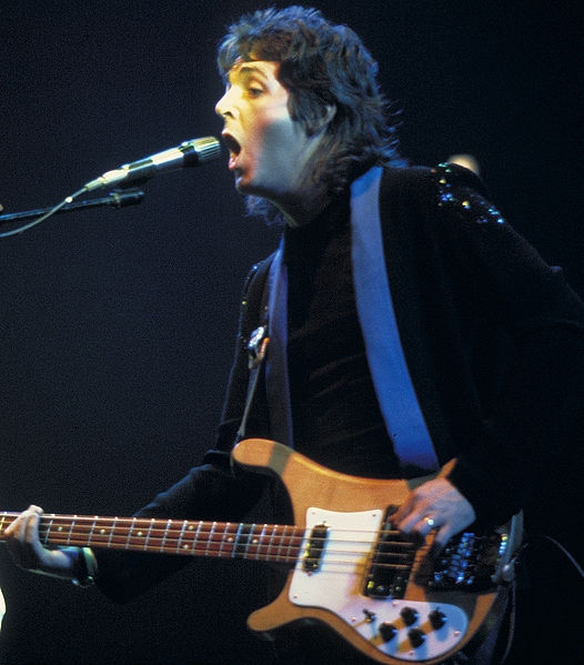 Paul McCartney, 1976