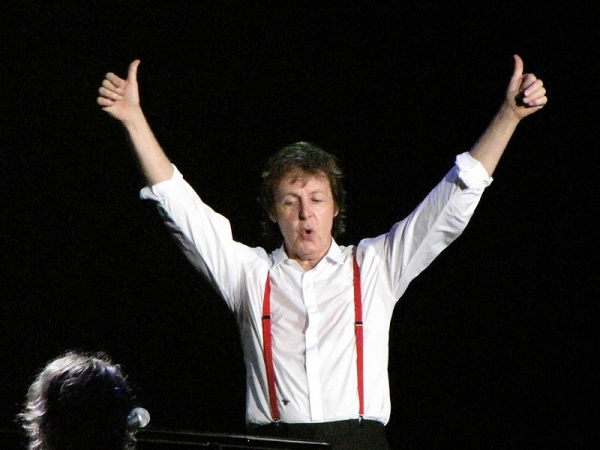 Paul McCartney, 2009