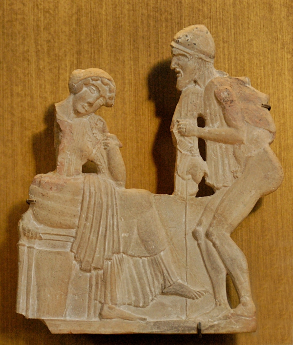 Odysseus as a beggar essay