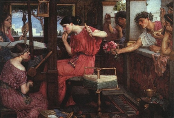 importance of penelope in homers odyssey essay Free essay: the role of penelope in the odyssey the character of penelope in  homer's odyssey reflects the faithful wife who waits twenty years for the.