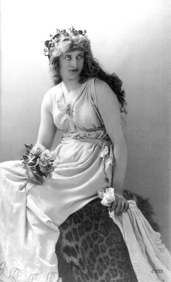 Mary Anderson as Perdita