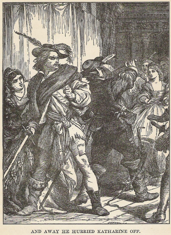 Petruchio, by McLoughlin Bros.