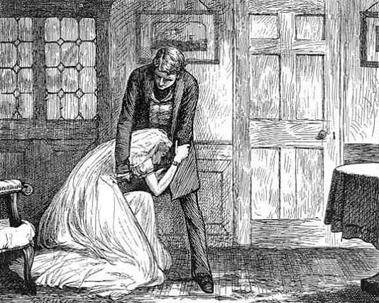 a literary analysis of estella In this case, london is the setting for pip's great expectations, but  the theme of  the meal as a reflection of human companionship again.