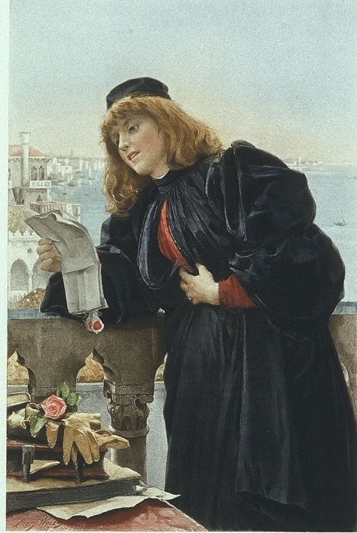 shakespeares portrayal of female characters in the merchant of venice The importance of cross dressing in merchant of venice least his portrayal of strong women in his plays influential of his female characters.