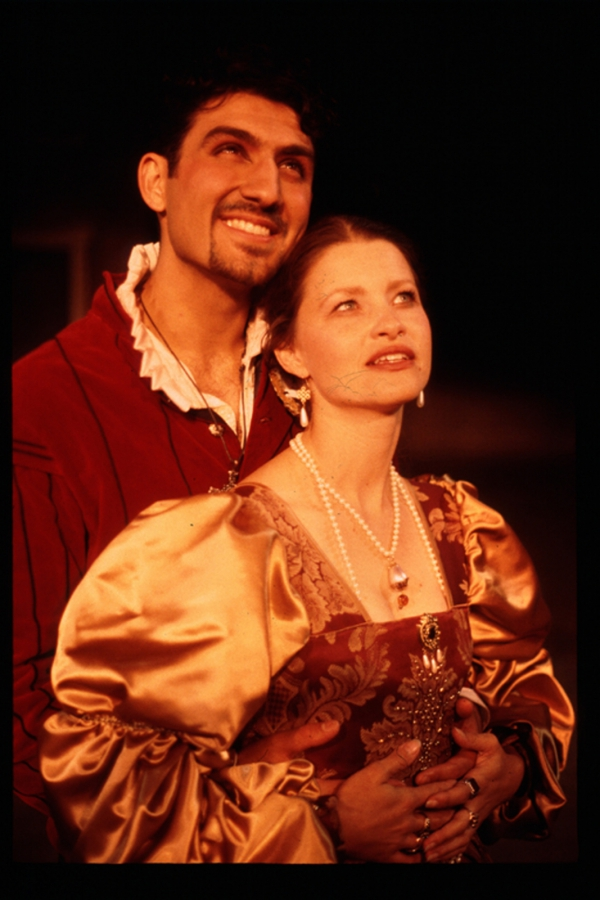 Portia and Bassanio