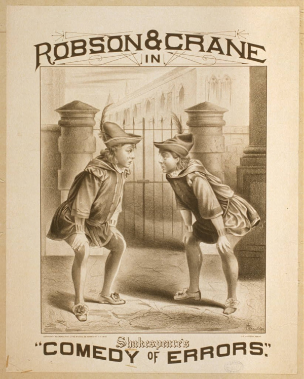 Robson & Crane Poster