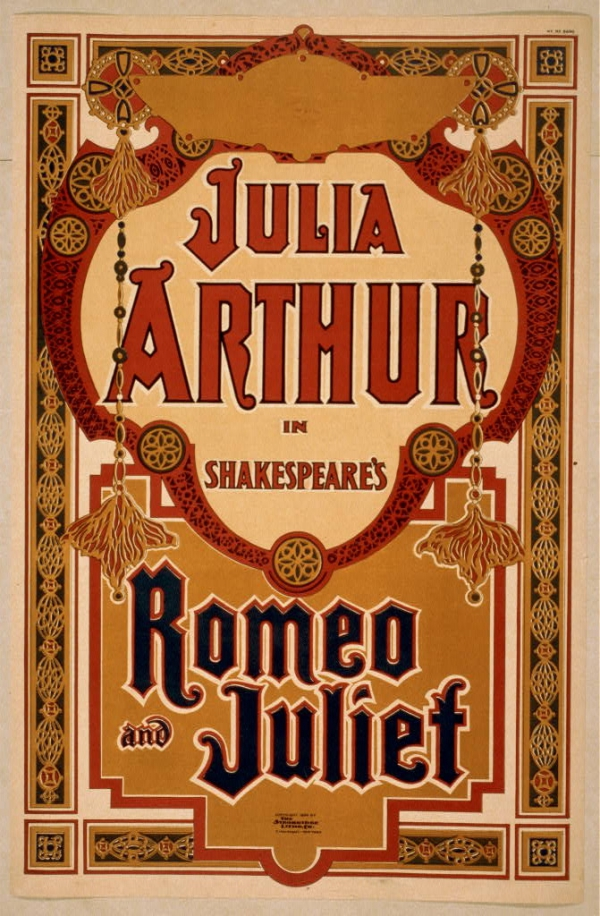 Poster for Julia Arthur