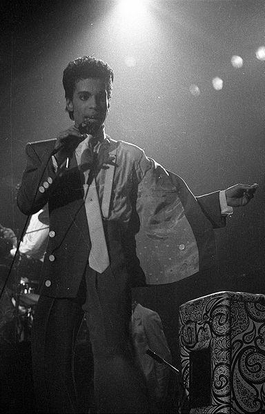 Prince, 1986