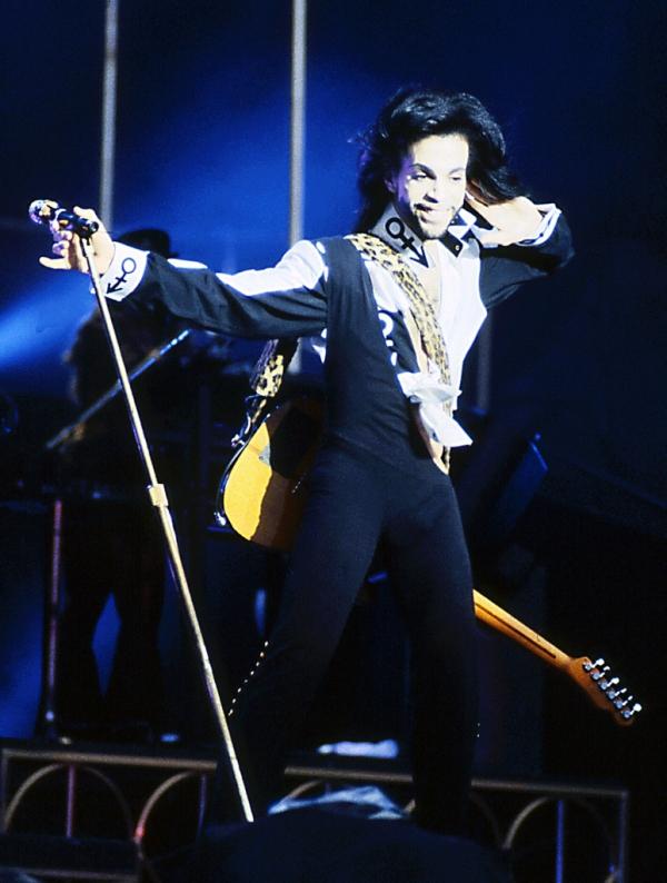 Prince, 2007