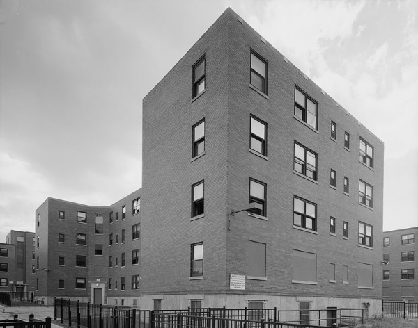 FDR's New Deal Photo: Public Housing