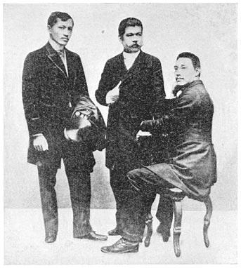Filipino Revolutionaries