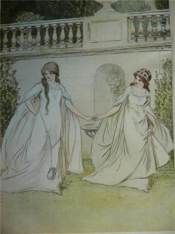 Rosalind and Celia