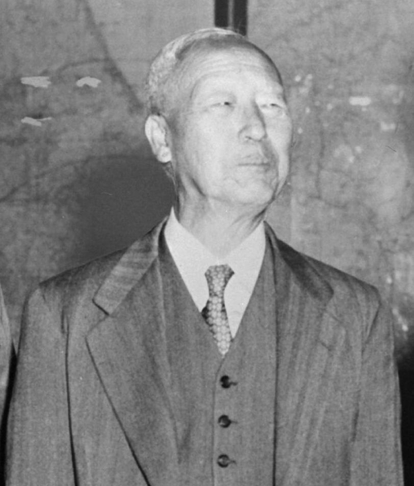 Syngman Rhee, 1915