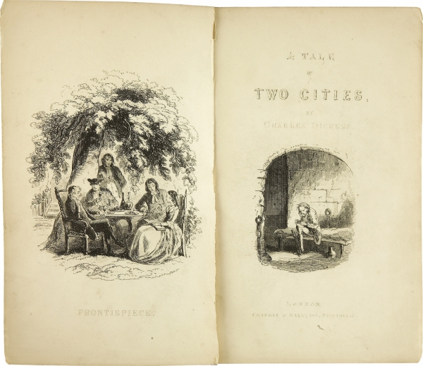 a summary of the book a tale of two cities by charles dickens Originally published as 31 weekly instalments,a tale of two cities has been  i started this book for two main reasons  a tale of two cities: author: charles .