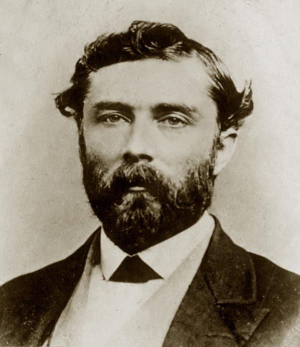 Theodore Judah