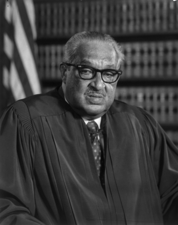 """(1953) Thurgood Marshall, """"Argument Ahead of that U.S. Better In the court with Darkish sixth is v. Plank connected with Education"""""""
