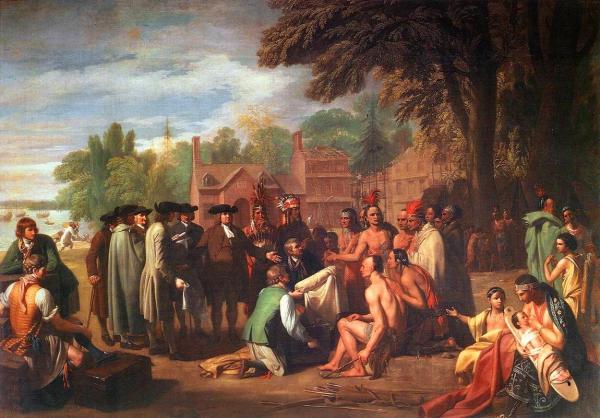 Penn's Treaty
