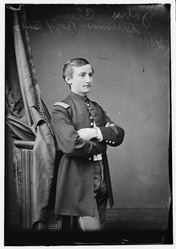 A Young Union Soldier