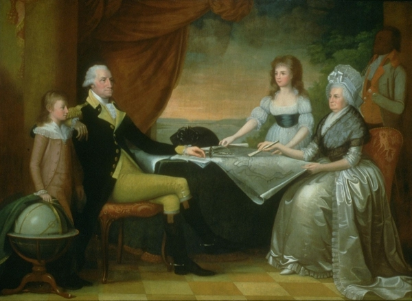 The Washington Family