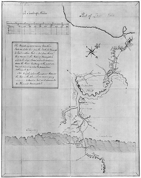 Washington's Map