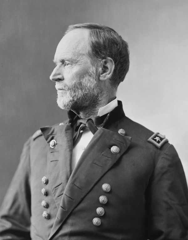 Older William Tecumsah Sherman