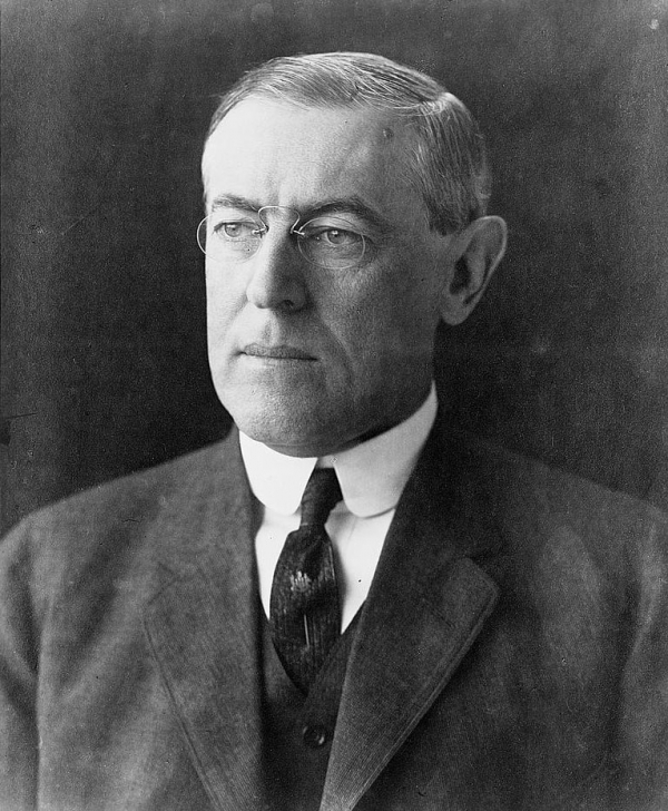 an analysis of woodrow wilsons role in world war i People invited to a presentation do not need a prezi account this link expires 10 minutes after you close the  president woodrow wilson's role in world war i.