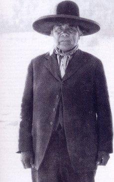 John Wilson, a.k.a. Wovoka
