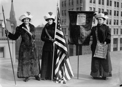 American Suffragettes