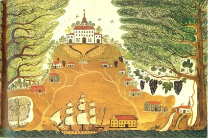 William Byrd II's Plantation