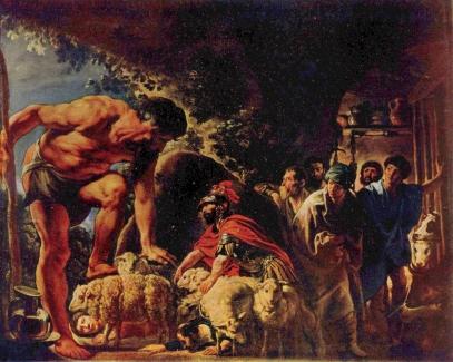 Polyphemus' Cave