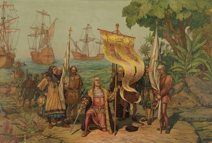 Columbus's Landing