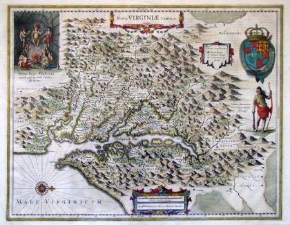 John Smith's Map