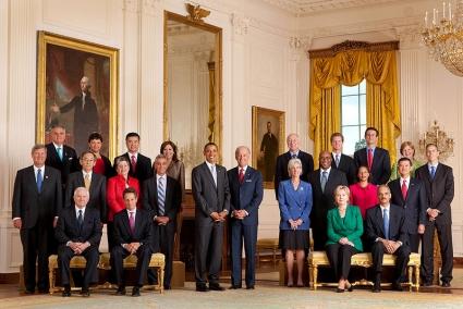 President Obama's Cabinet