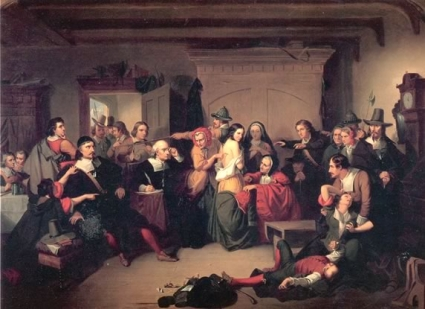 A Witch Trial