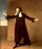 Charles Macklin as Shylock