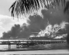 Explosion at Pearl Harbor