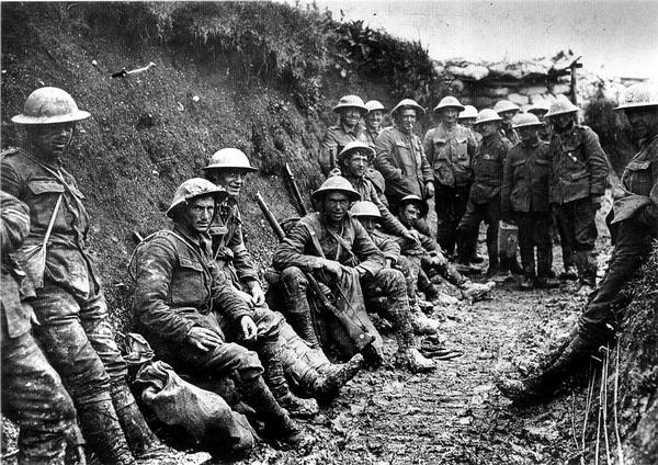 trench warfare in world war 1 essay Trench warfare is the most iconic feature of world war i by late 1916 the western front contained more than 1,000 kilometres of trenches.