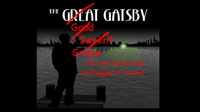 an analysis of the destruction of morality in the great gatsby by f scott fitzgerald Best analysis: the american dream in the great  of topics surrounding the american dream in the great gatsby  the american dream mean to fitzgerald.