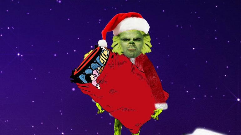 how the grinch stole christmas summary - How The Grinch Stole Christmas Video