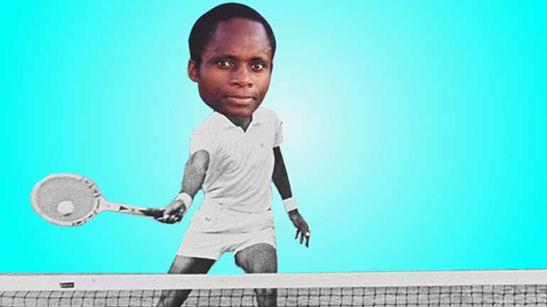 biography of mark mathabane Roger federer, whose mother was born in south africa, has visited the country to   mark mathabane was a young black player from alexandra.