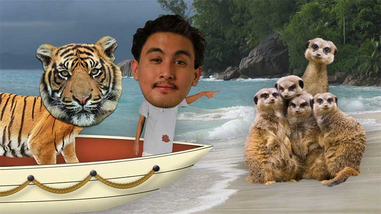 Literary essay on life of pi